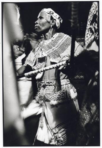Tracey Derrick Photos of Sangoma rituals